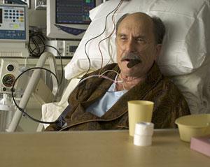 Robert Duvall interpreta a un alto cargo de las compañías tabaqueras (Foto: Fox Spain)