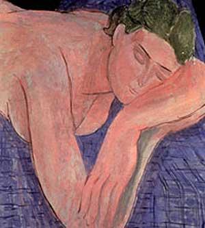 Imagen: 'El sueño' de Henri Matisse.