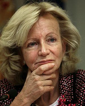 La ministra de Sanidad, Elena Salgado. (Foto: EFE | Gustavo Cuevas)