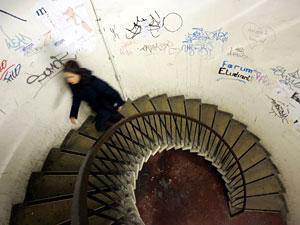 Estudiante en la Universidad Jussieu, París (Foto: Christophe Ena | AP)