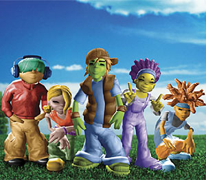 Una imagen de la campaña 'VERB'. (www.verbnow.com)