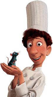 Fotograma de la película 'Ratatouille'.