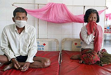 (Foto: Tang Chhin Sothy | AFP)