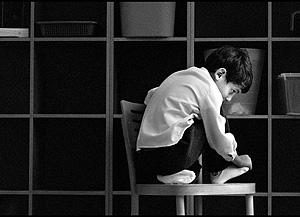 Un niño con autismo. (Foto: Jaime Villanueva) Vea más imágenes