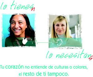 Imagen de la nueva campaña de Sanidad