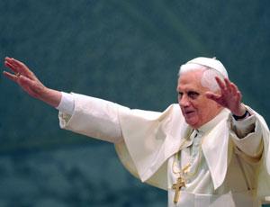 Benedicto XVI en el Vaticano. (Foto: AFP)