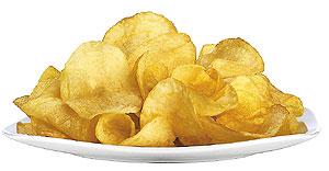 Plato de patatas fritas. (Foto: El Mundo)