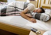 Una cama con sensores. (Foto: Philips)