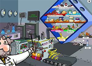 Una imagen del CD interactivo. (Foto: Instituto de Salud Pública de Madrid)