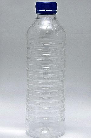 Botella de plástico. (Foto: El Mundo)
