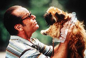 Imagen de Jack Nicholson en 'Mejor Imposible'