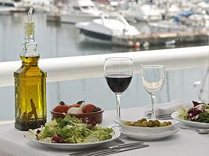 Productos típicos de la dieta mediterránea. (Foto: REUTERS)
