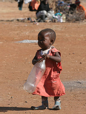 1.900 menores de cinco años mueren al día en África por la malaria. (Foto: /Denis Farrell   AP)