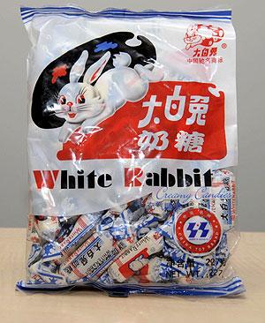 Caramelos chinos fabricados con leche contaminada. (Foto: EFE)