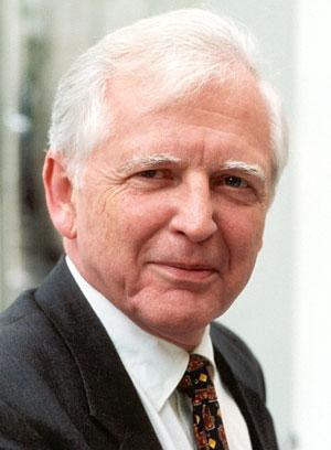 Harald Zur Hausen, en una foto tomada en 2007. (Foto: AFP | DKFZ)