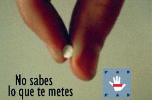 Imagen de una de las campañas de la FAD.