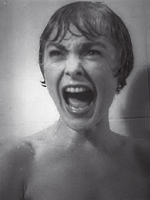 Fotograma de 'Psicosis', de Alfred Hitchcock.