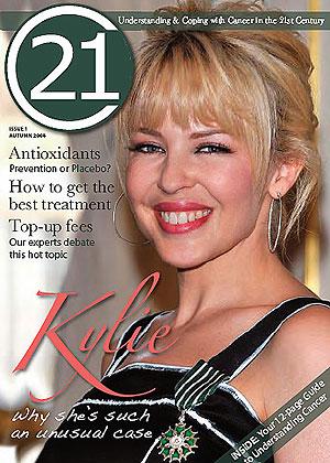Primera portada de la nueva revista (Foto: 'C21')