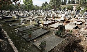 Cementerio de Valencia. (Foto: Benito Pajares)
