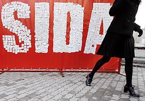 Campaña de concienciación de Bucarest, Rumanía (Foto: AP | Vadim Ghirda)