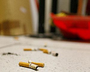 Medio millón de personas murió por el tabaco en EEUU en 2005. (Foto: El Mundo)