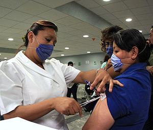 Enfermeras en una clínica de Ciudad de México (Foto: EFE   Sashenka Gutierrez)