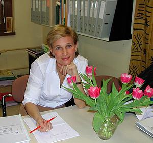 Neira, durante su etapa como directora de la Agencia de Seguridad Alimentaria (Foto: El Mundo)