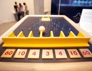 Exposición matemática en Madrid. (Foto: Carlos Alba)
