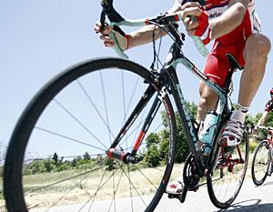 Un corredor del Giro de Italia. (Foto: Stefano Rellandini | Reuters)