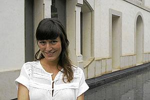 Victoria Anna , el pimer bebé probeta de España, cumple 25 años. (Foto: Christian Maury)