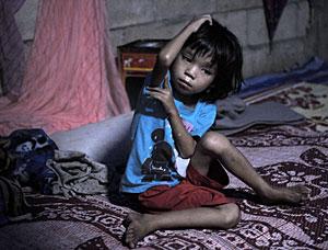 En muchas zonas de Asia, donde la malaria es endémica, la artemisina ha perdido eficacia. (Foto: Nicolas Aafouri | AFP)