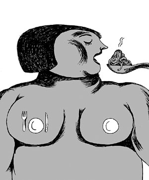 Ilustración de Begoña de Eibar