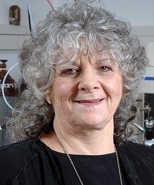 Ada E. Yonath en el Instituto Wezman. (Foto: EFE)