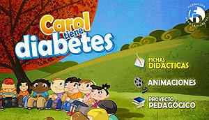 Imagen de la campaña 'Carol tiene diabetes'. (Foto: EL MUNDO)
