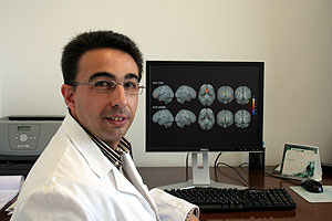 José Luis Cantero, el investigador principal de este estudio. (Foto: El Mundo)