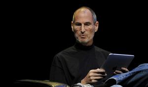 El consejero delegado de Apple, Steve Jobs. (Foto: EFE/John G. Mabanglo)