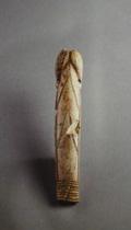 Pieza fálica del yacimiento de Mas d'Azil, en Francia