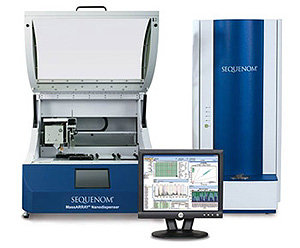 Para el trabajo han sido necesarias más de 200 máquinas secuenciadoras de ADN como ésta (Foto: J. T.)