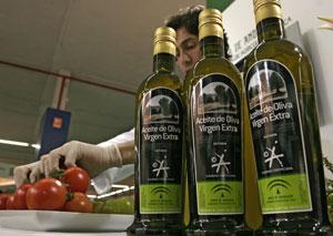 Feria del aceite de oliva virgen. (Foto: Jaime Villanueva)