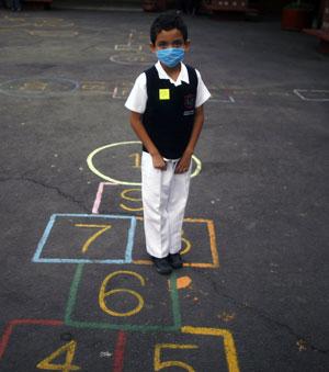 Una foto tomada en mayo de 2009 en México (Foto: AP | Miguel Tovar)