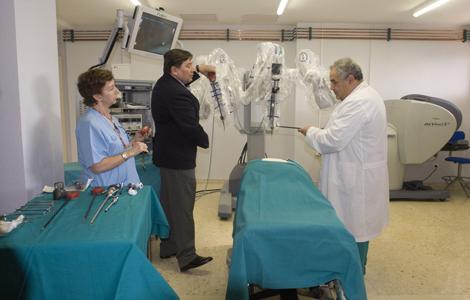 Inauguración del nuevo hospital de Valdecilla | Servicio Cántabro de Salud