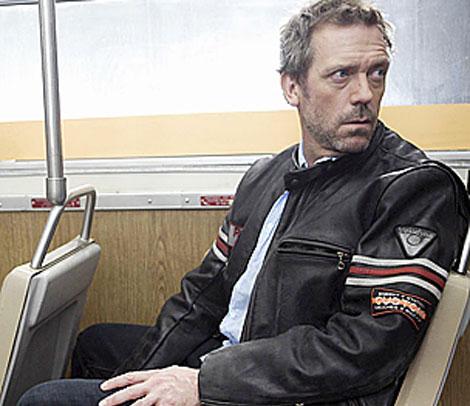 Hugh Laurie, el actor que interpreta al Dr. House.| NBC