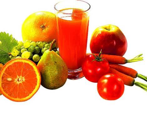 Se recomienda no tomar los fármacos con zumos de frutas. | Pedro Carrero.