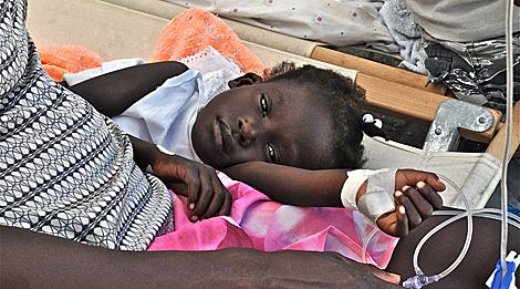 Epidemia de cólera en Haiti. | Rui Ferreira