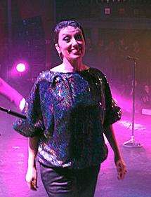 Luz Casal en concierto. | J. Aymá