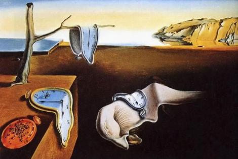 'La persistencia de la memoria' de Salvador Dalí.| El Mundo