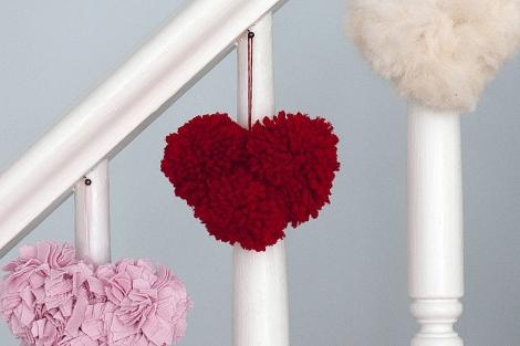 Todo se llena de corazones en San Valentín.| Holly Ramer