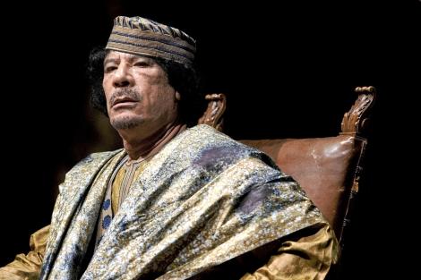 El dictador, en una imagen de archivo. | AP