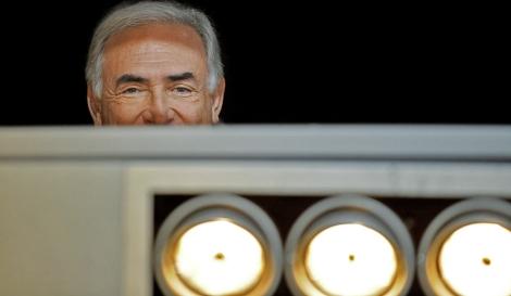 Imagen de archivo de DSK en París en 2009. | Foto: El Mundo