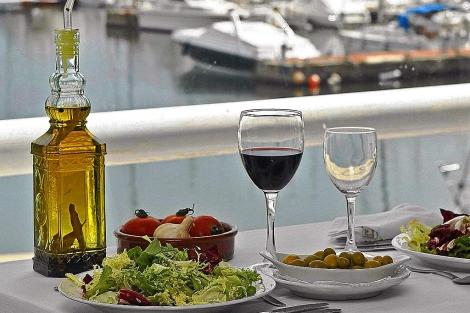 Elementos de la dieta Mediterránea. | Albert Gea | Reuters